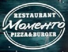 Логотип заведения Моменто