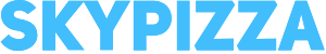 Логотип заведения SkyPizza (СкайПіца)