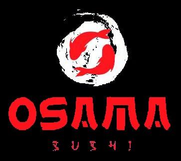 Логотип заведения Osama (Осама)