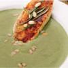 Крем-суп зі шпинату Тераса. Гриль&Піца