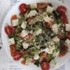 Салат з креветками BAZZAR