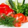 Асорті із свіжих овочів Тераса. Гриль&Піца