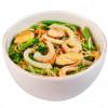 Локшина рисова з морепродуктами XL Sushi Master