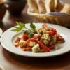 Салат з бринзи Хінкальня