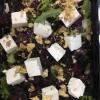 Салат з маринованим буряком та фетою Челентано