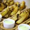 Картопля смажена з грибами BAZZAR