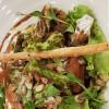 Салат з лососем під кисло-солодким соусом Княжий Двір