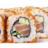 Каліфорнія з копченим лососем в ікрі Sushi Master