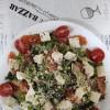 Салат з лососем і Дор Блю BAZZAR