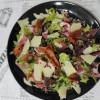 Салат з прошутто і в'яленими томатами BAZZAR