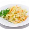 Салат з квашеної капусты Диканька