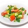 Салат з помидорів та огурків Диканька