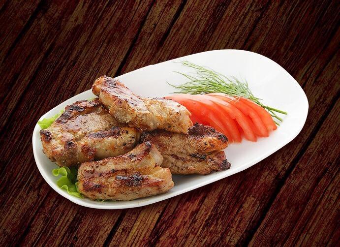 Шашлик зі свинини (ребра) Тандирна