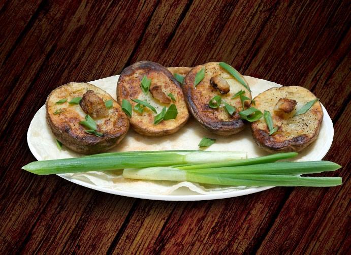 Картопля з тандиру Тандирна