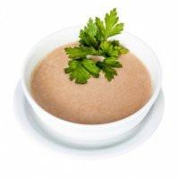 Грибний крем-суп Челентано